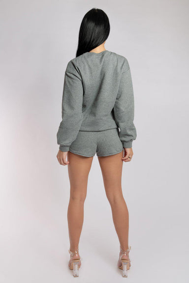 Creatures of XIX Off-Duty Jumper - Slate-Creatures of XIX-Pole Junkie