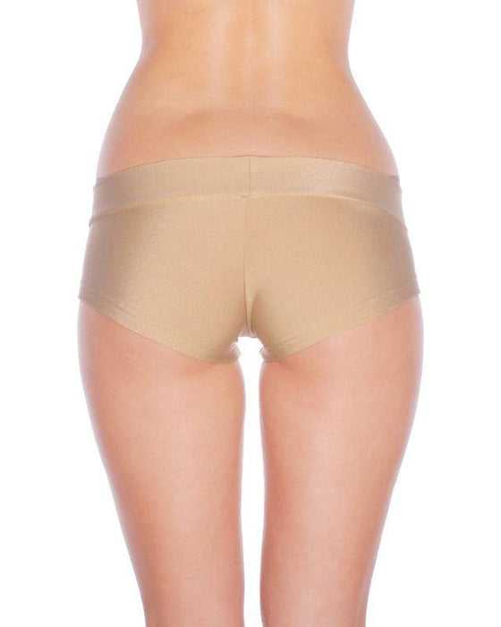 Hot Pants - Nude-Dragonfly-Pole Junkie