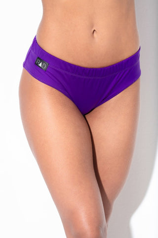 Peru Shorts Eco - Purple-RAD-Pole Junkie