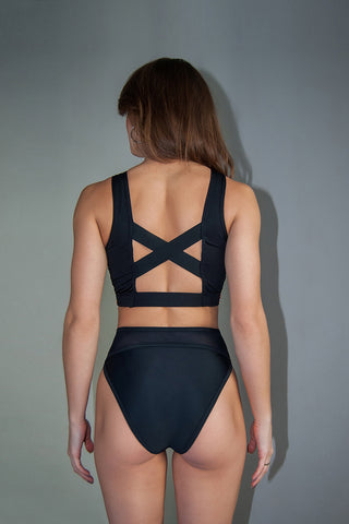 Jungle Cross Back Top-Pole Addict-Pole Junkie