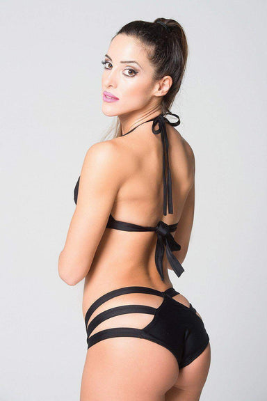 RAD Penelope Top - Black-RAD-Pole Junkie