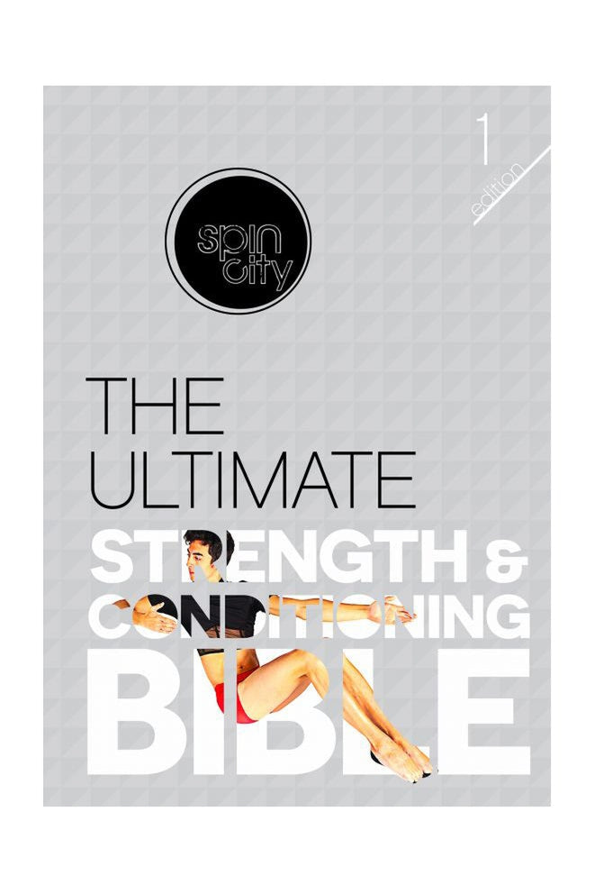 Spin City The Ultimate Strength and Conditioning Bible (1st Edition)-Spin City-Pole Junkie