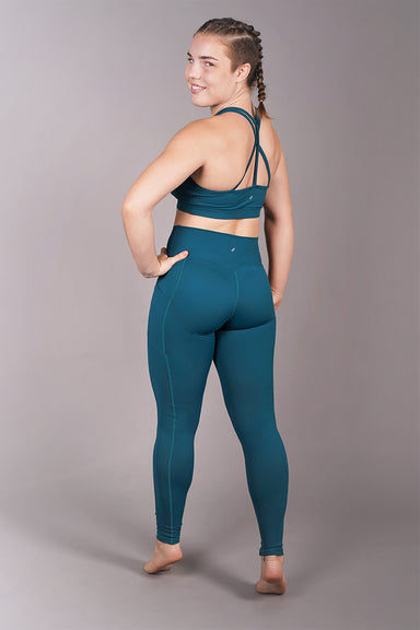Off The Pole Iconic Leggings - Deep Sea-Off The Pole-Pole Junkie