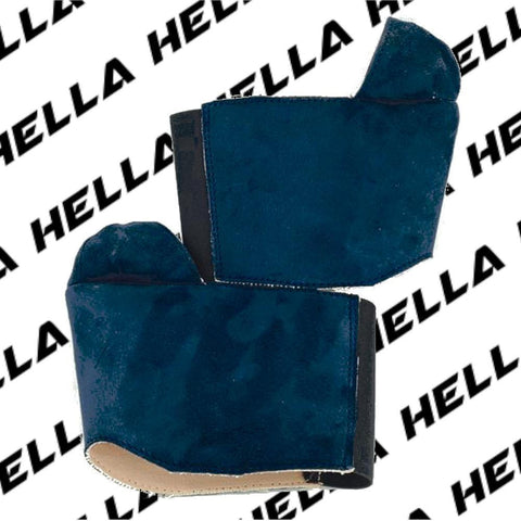 Exotique Shoe Protector - Teal-Hella Heels-Pole Junkie