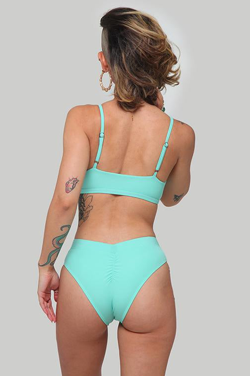Creatures of XIX The Hills Bottoms 2.0 - Ribbed Mint-Creatures of XIX-Pole Junkie