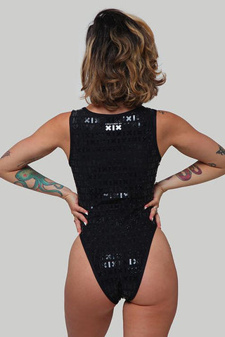 Gecko Grip Bodysuit - Black-Creatures of XIX-Pole Junkie