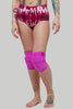 Velcro Knee Pads - Pink Panther-Creatures of XIX-Pole Junkie