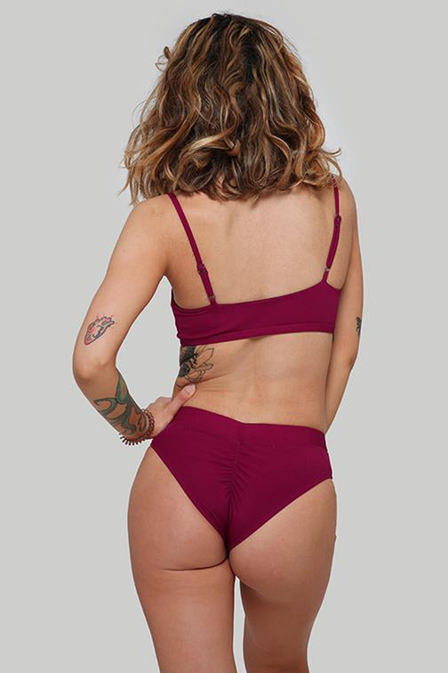 Creatures of XIX The Hills Top - Ribbed Plum-Creatures of XIX-Pole Junkie