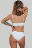 The Hills Raree Top - Ribbed White-Creatures of XIX-Pole Junkie