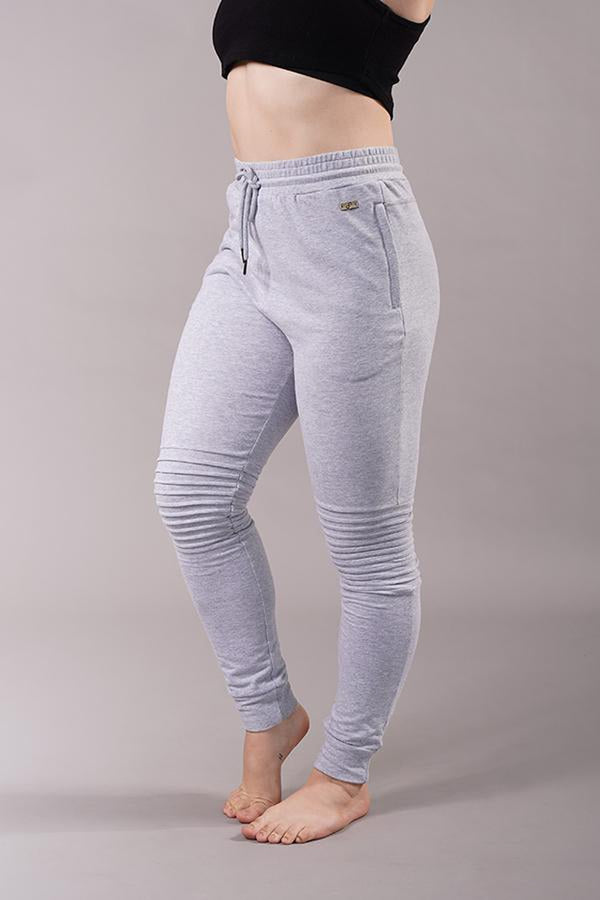 Off The Pole Kickback Joggers - Grey-Off The Pole-Pole Junkie