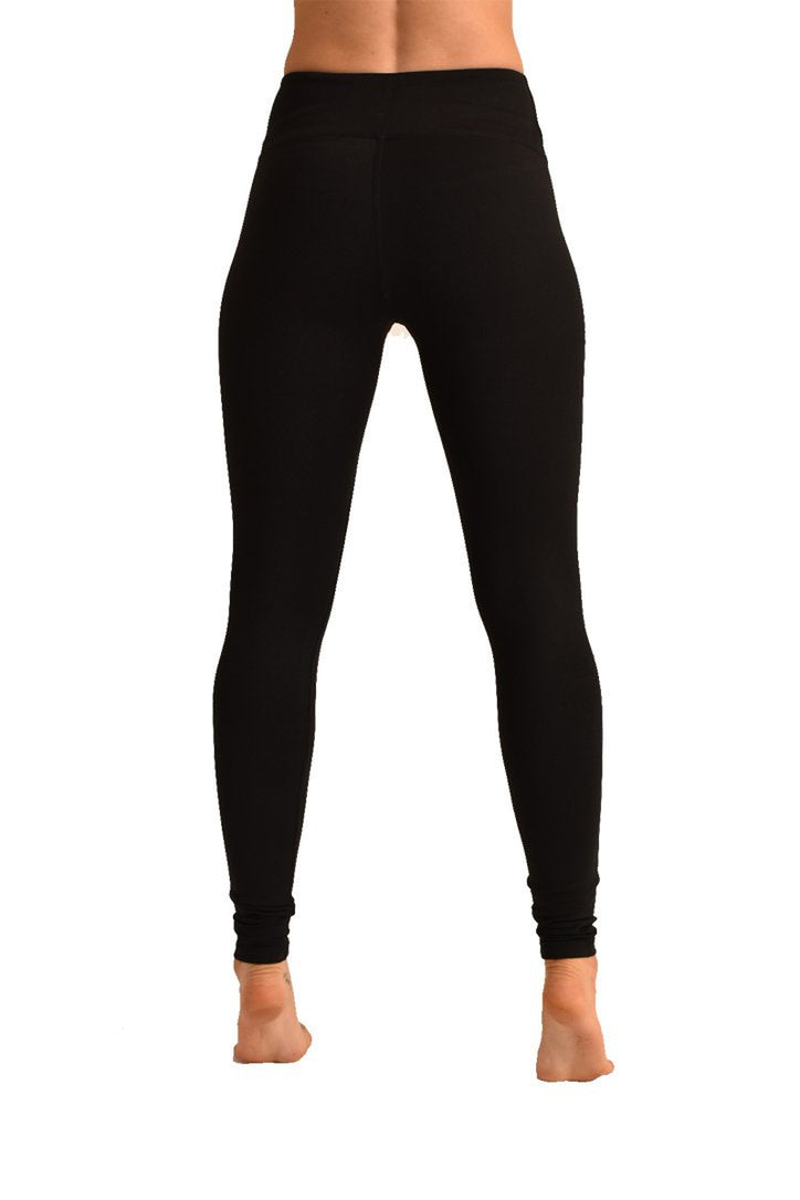 Off The Pole Lifestyle Leggings - Black-Off The Pole-Pole Junkie