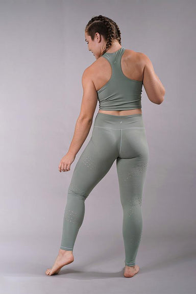 Off The Pole Luxe Leggings - Duck Egg Blue-Off The Pole-Pole Junkie