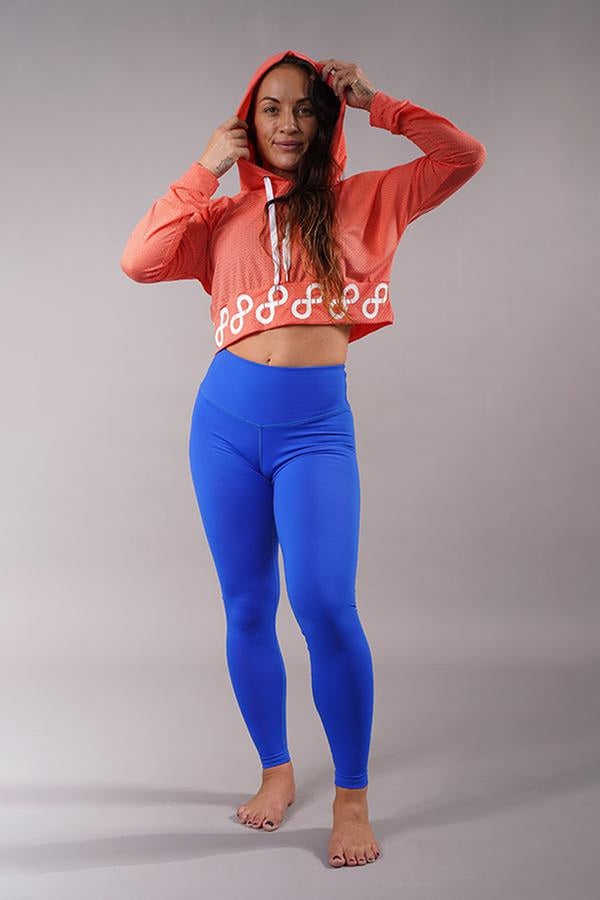 Off The Pole Lifestyle Leggings - Royal Blue-Off The Pole-Pole Junkie