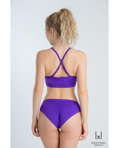 Classic Bottoms - Purple-Bandurska-Pole Junkie