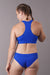 Off The Pole Keyhole Sports Bra - Royal Blue-Off The Pole-Pole Junkie