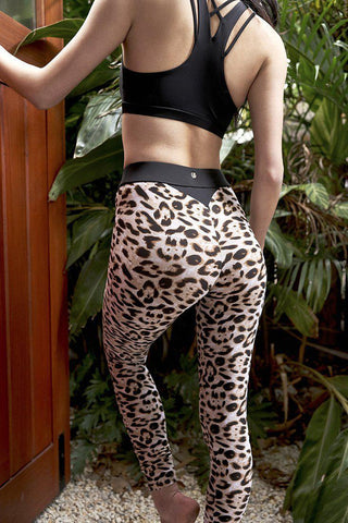 Hattie Leopard Leggings-Luna Pole Wear-Pole Junkie
