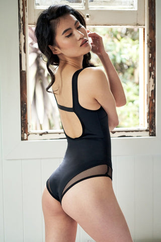 Midnight Bodysuit-Luna Pole Wear-Pole Junkie
