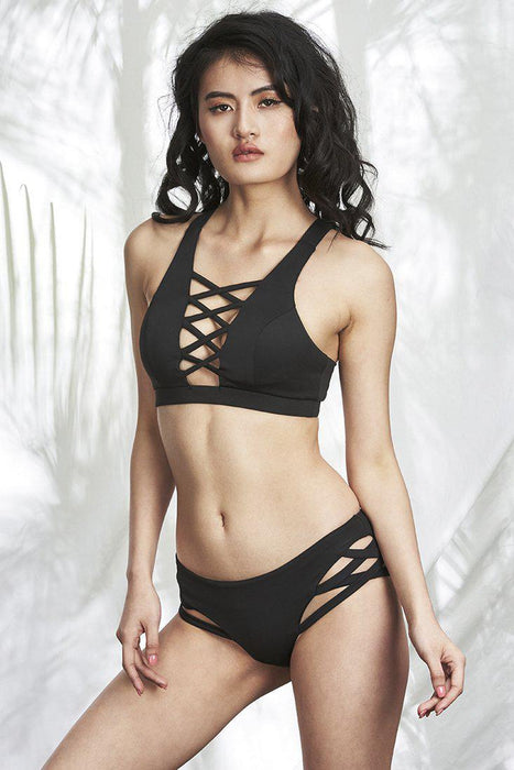 Alexi Top - Black-Luna Pole Wear-Pole Junkie