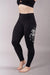 Off The Pole Signature Leggings - Black-Off The Pole-Pole Junkie