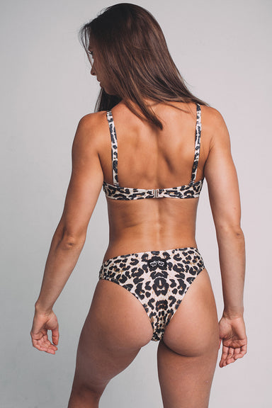 Shark Polewear Boston Shorts - Leopard-Shark Polewear-Pole Junkie