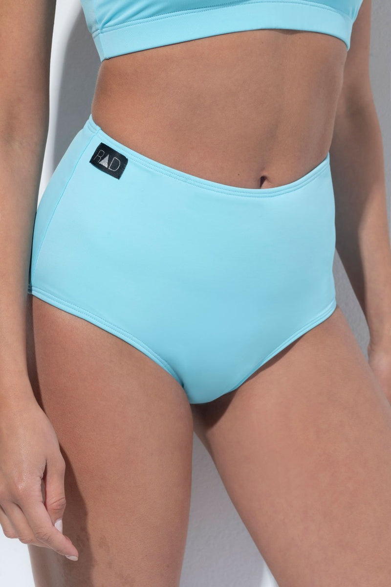 RAD Eve Shorts Eco - Sky Blue-RAD-Pole Junkie