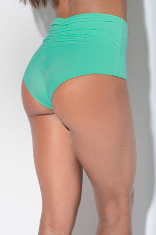 Eve Shorts Eco - Mint-RAD-Pole Junkie