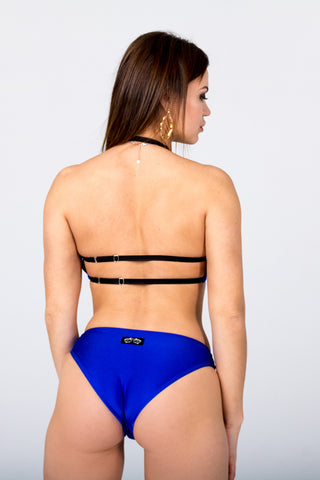 Cherry Top - Royal Blue-Shark Polewear-Pole Junkie