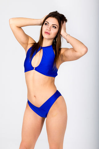 Angle Shorts - Royal Blue-Shark Polewear-Pole Junkie