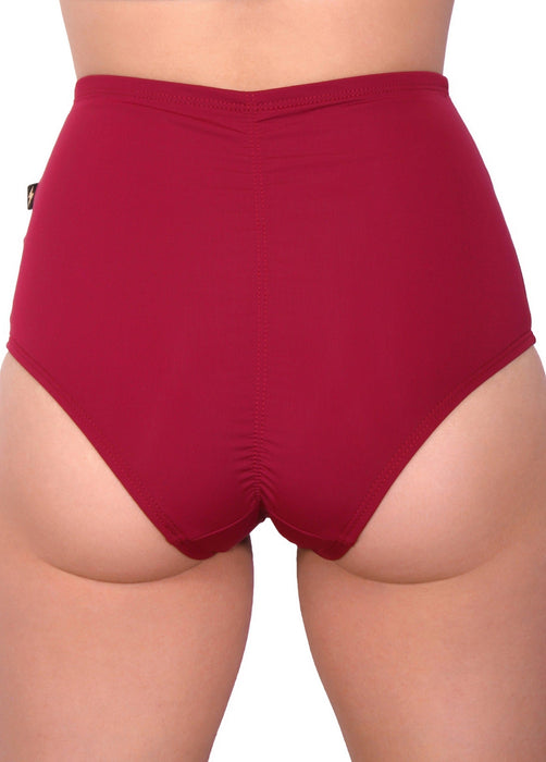 Essential High Waisted shorts (6 colours)-Cleo the Hurricane-Pole Junkie