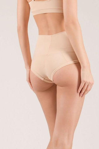 Extended Shorts - Nude-Mademoiselle Spin-Pole Junkie
