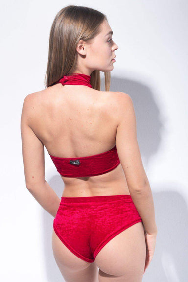 RAD Red Riding Hood Bodysuit-RAD-Pole Junkie