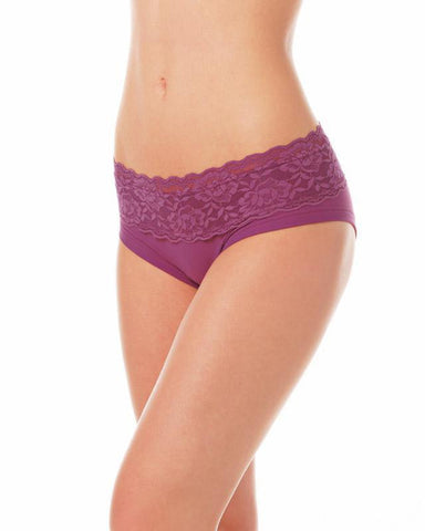 Lace Edition Mia Shorts - Ruby-Dragonfly-Pole Junkie