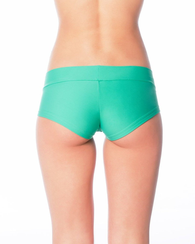 Dragonfly Hot Pants - Mint-Dragonfly-Pole Junkie