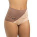 Poledancerka Movement High-Low Shorts - Powder 00/Nude 02-Poledancerka-Pole Junkie
