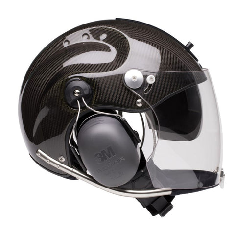 Rollbar Plus Carbon Helmet