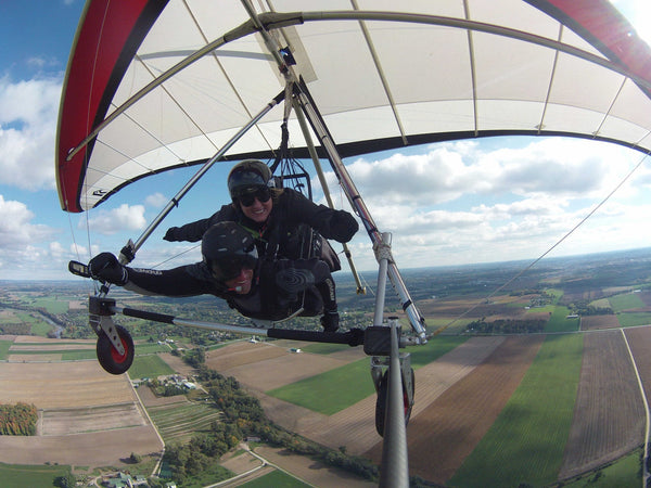 Hang Gliding Selfie Stick - Camera Boom