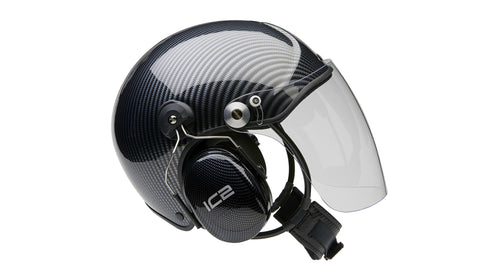 Icaro TZ Ultralight Adjustable Helmet w/ICE OP II