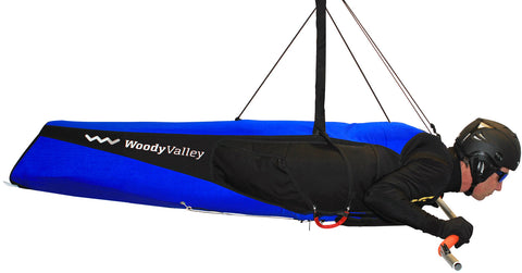 New & In-Stock WoodyValley Flex2 harness Blue/5M