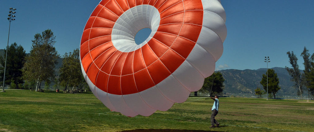 WillsWing LARA Parachutes (Free Flight Enterprises)