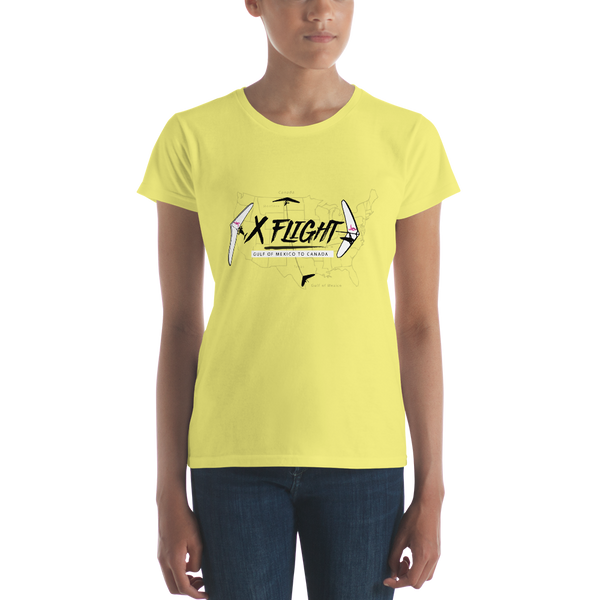 Women's X-Flight Fashion Fit T