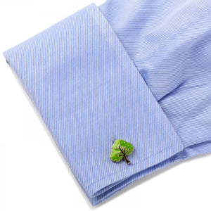 Barking Up the Wrong Tree Cufflinks