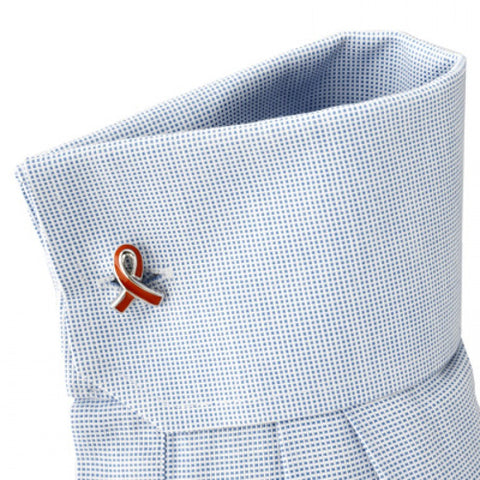 AIDS Awareness Ribbon Cufflinks