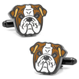English Bulldog Cufflinks