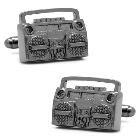 Record Player Cufflinks