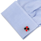 Full Card Suit Cufflinks