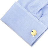 3D Fortune Cookie Cufflinks