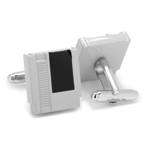 3D Game Cartridge Cufflinks