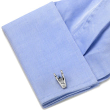 Spatula and Tongs Grilling Cufflinks