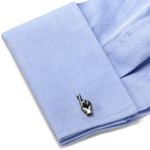 Fingers Crossed Cufflinks