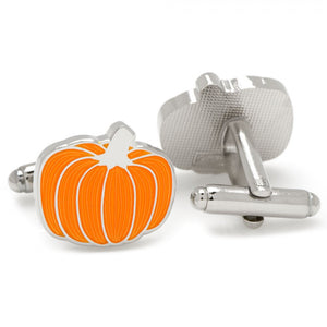 Pumpkin Cufflinks